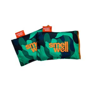 SmellWell Active Wkładki odświeżające do obuwia i sprzętu, camo green